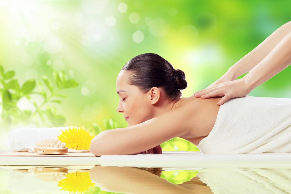 MASSAGE SERVICES USING RELAXATION METHOD